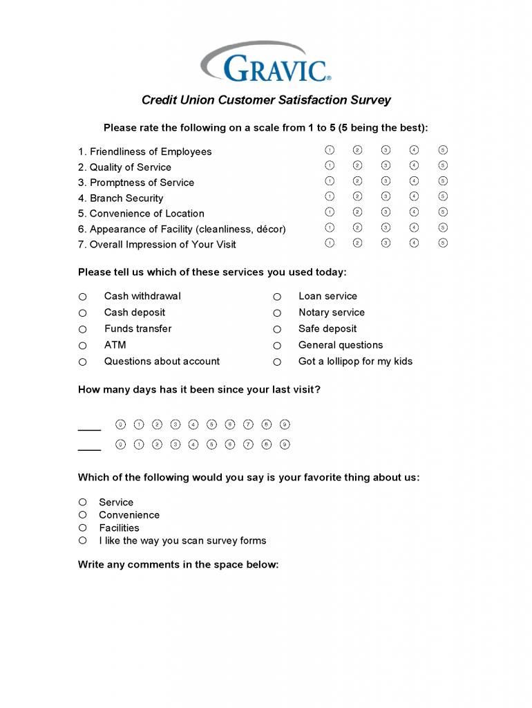 Credit-Union-Survey