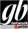 GB Network & Print Logo