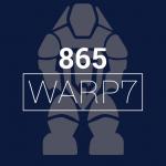 WARP7 Robotics Team 865's Logo