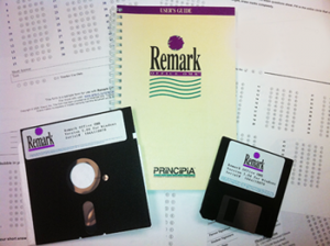 Remark Office OMR was first released in 1991!