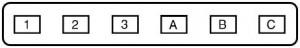 OMR rectangles font for creating forms for Remark Office OMR