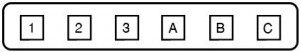 OMR squares font for creating forms for Remark Office OMR