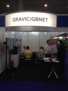 Gravic and GB Net at BETT Brazil Educar 2015