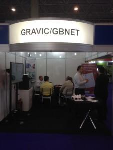 Gravic and GB Net at BETT Brazil Educar 2015
