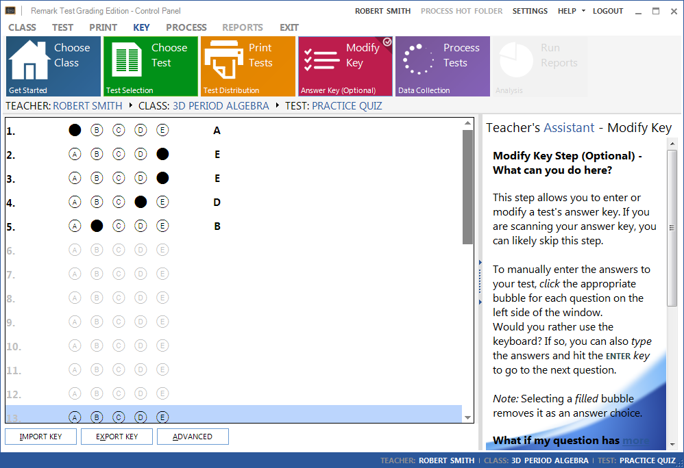 Updated Remark Test Grading for Windows Application Font Issue using installation via active directory