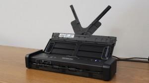 Epson DS-320 Remark OMR