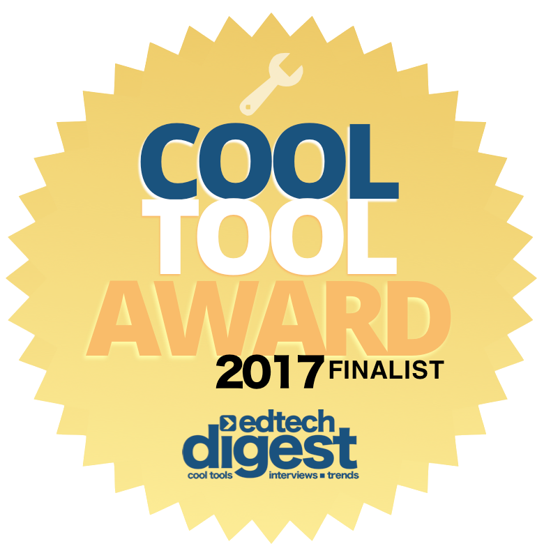 Remark Test Grading Cloud is an edtech Digest Award Cool Tool Finalist in 2017