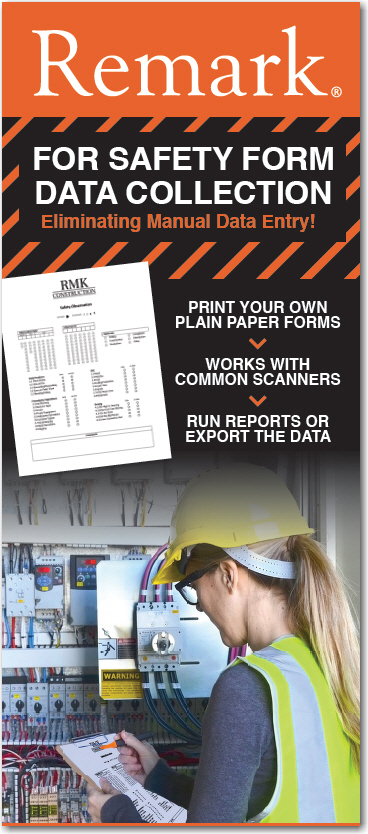 Remark Software for Safety Data Collection