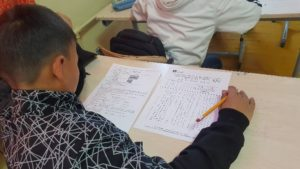 Future School Mongolia Helps Grade Olympiad with Remark Office OMR