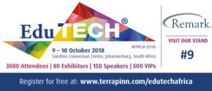 Check out Gravic's Remark Software team at EduTech Africa 2018
