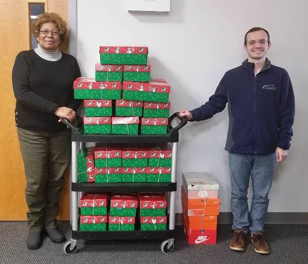 Gravic is pleased to support Samaritan's Purse Operation Christmas Child