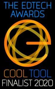 EdTech Digest Cool Tool Finalist 2020 - Remark Test Grading Cloud - The EdTech Awards
