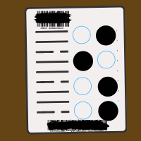 Barcodes Cheating on Test