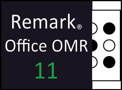Remark Office OMR 11 logo