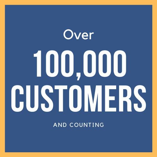 Remark Office OMR 100,000 Customers